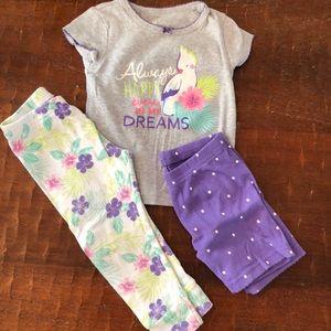Carter's 12-Month Pajama Set